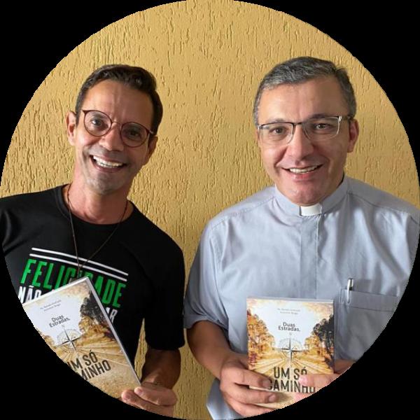 Pe. Renato Andrade e Astromar Braga